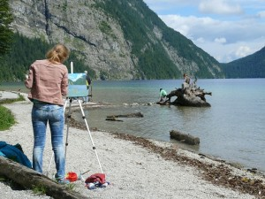 Plein Air Painting Tips For Outdoor Painters